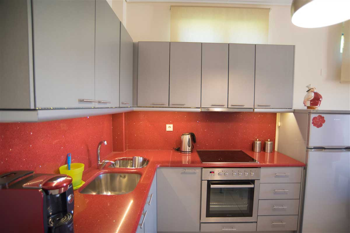 Gea Villas Lefkada Deluxe Apartment