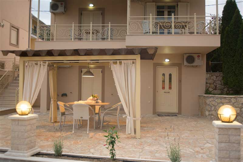 Gea Villas Lefkada Deluxe Apartment