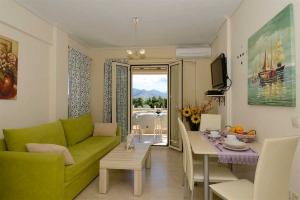 Gea Villas Lefkada Sea View Maisonette